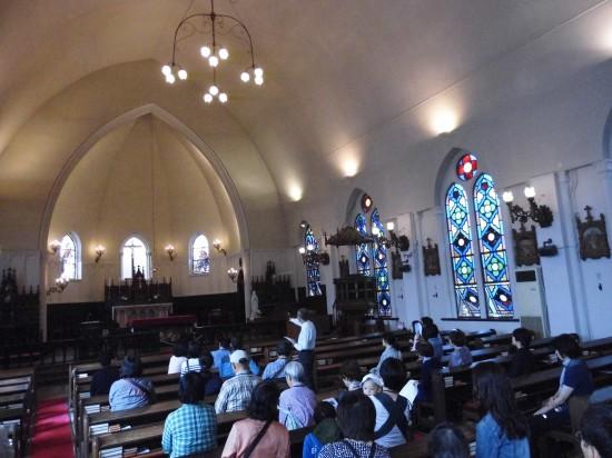 2.教会の中で CIMG5394