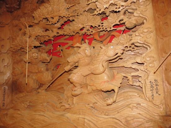 5.生瀬皇太神社(だんじり「敦盛」) CIMG7069