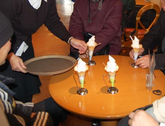 3.関寿庵でアイス DSC_8341