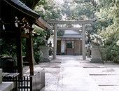 Okada Jinja Shrine
