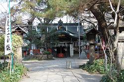 Matsubara Jinja Shrine