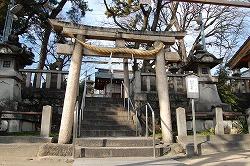 Sumiyoshi Jinja Shrine