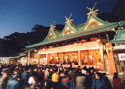 Nishinomiya Jinja Shrine