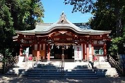 Koshiki-iwa Jinja Shrine