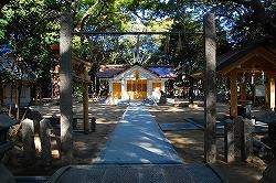 Hino Jinja Shrine