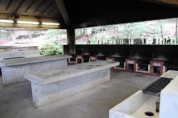 Shakegoyama Campsite