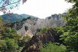 Horaikyo Gorge, Hakusuikyo Gorge