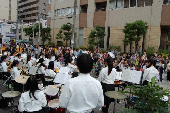 11.ライブ演奏(商店街) DSC_0858