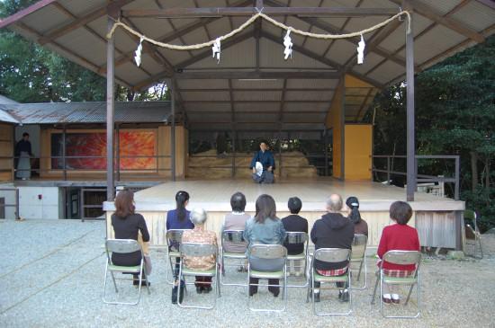 7.舞台で講師実演 DSC_3452
