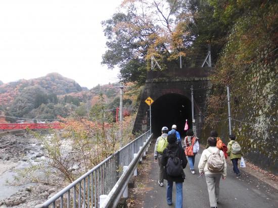 11.廃線跡(トンネル) CIMG7157