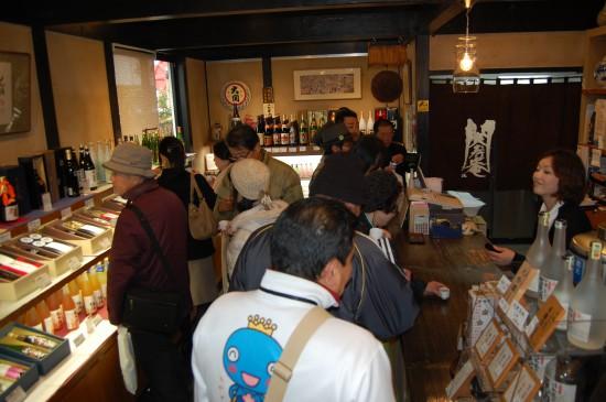 2.関寿庵で試飲 DSC_8289