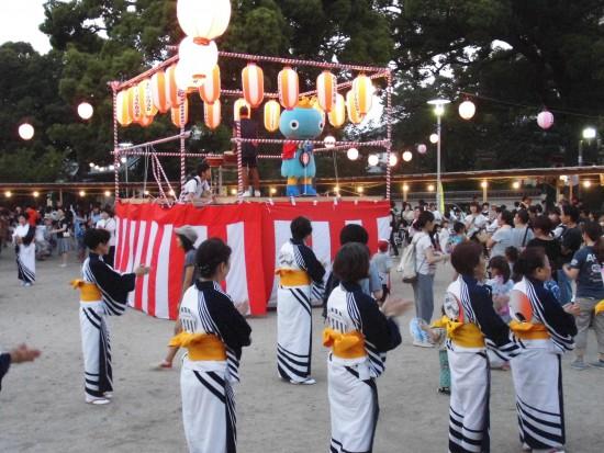 2.みやたん盆踊り CIMG8429